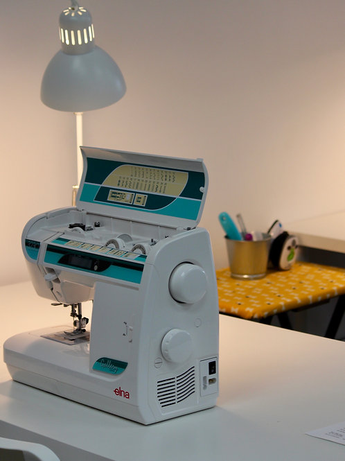 Wednesday Open Sewing Hours 6:00 -9:00 p.m.