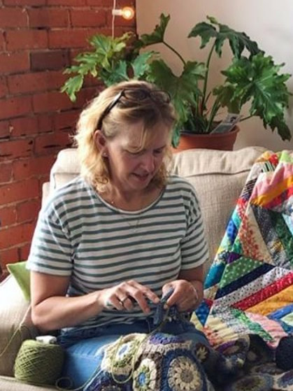 Drop in Crochet with Kristin
