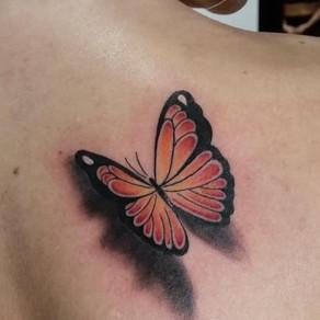 Tattoo, das dritte