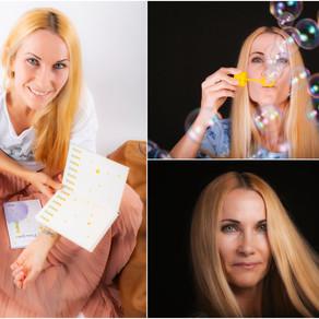 45 Jahr, blondes Haar