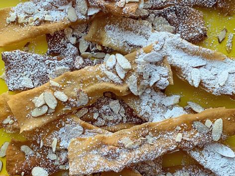 Grandma Millie's Honey Nut Crisps