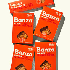 """Banza - Save 10% with code """"GROSSY10"""""""