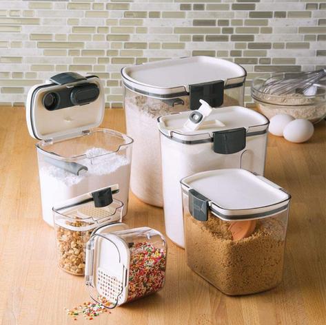 Baking Essentials Pantry Storage
