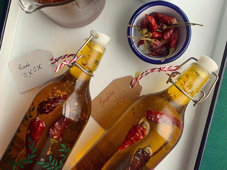 Spicy Italian Chili Oil
