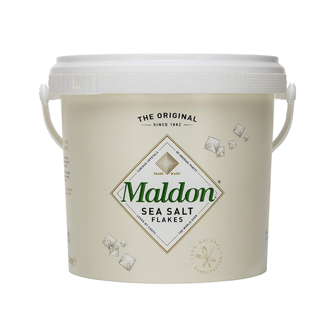 Maldon Sea Salt Bucket