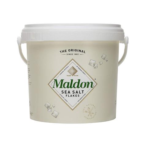 Maldon Sea Salt Bucket