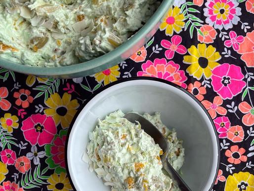 Aunt Jessie's Ambrosia Salad