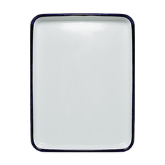 13 x 17 inch Enamelware Serving Tray