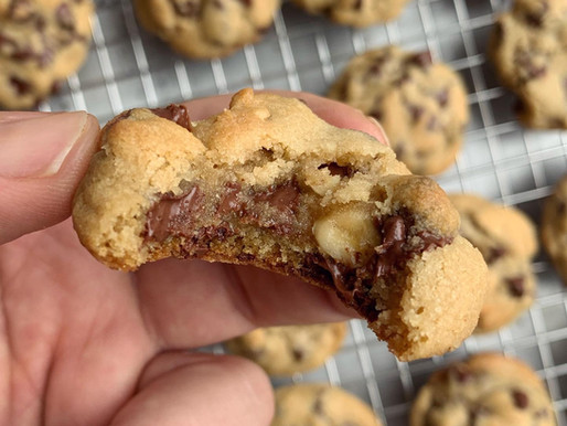 Grossy's Chocolate Chip Cookies