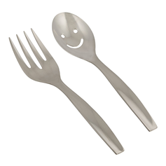 Smiley Serving Spoons