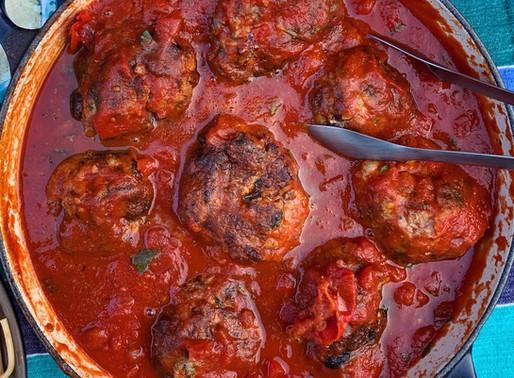 Grossy's Meatballs