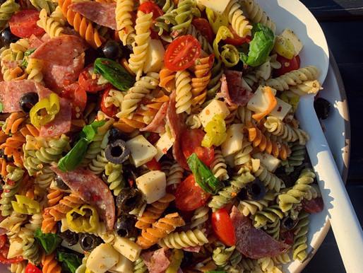Pelosi Family Pasta Salad