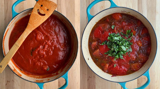 A LOVE LETTER TO MARINARA SAUCE — AND A RECIPE YOU'LL USE FOR YEARS TO COME