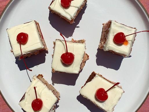 Lillian's Cherry Nut Cake