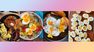 AN ENTHUSIASTIC GUIDE TO COOKING AN EGG 4 DIFFERENT WAYS
