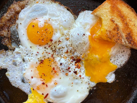 Grossy's Guide to Cooking an Egg