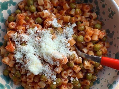 Bimpy's Pasta Piselle