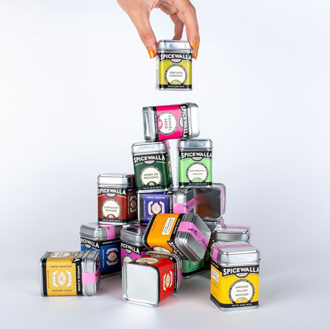 """Spicewalla - 10% off 10 & 18 pack collections with code """"GROSSY"""""""