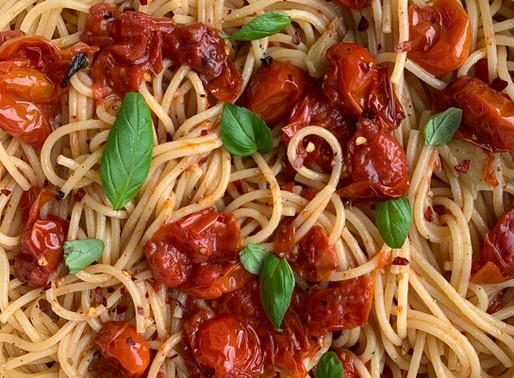 Tomato Confit Pasta