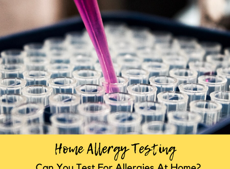 Home Allergy Testing – Can You Test For Allergies At Home?