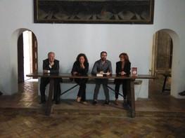 Pilar Sánchez Dauro y Antonio Callejon, María José Martín Bonilla
