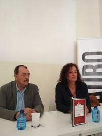 Pilar Sánchez Dauro y José Antonio Santano