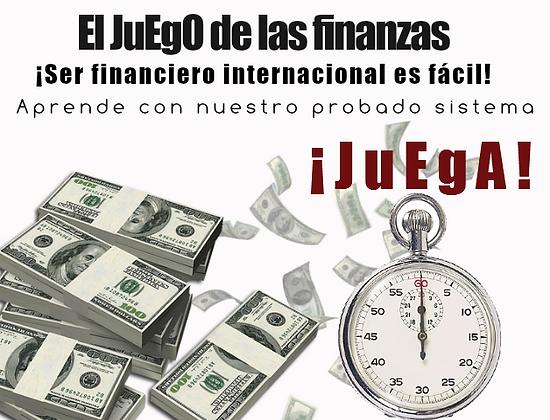 EL JUEGO DE LAS FINANZAS