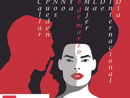 Dia Internancional de la mujer, 8 de Marzo de 2020