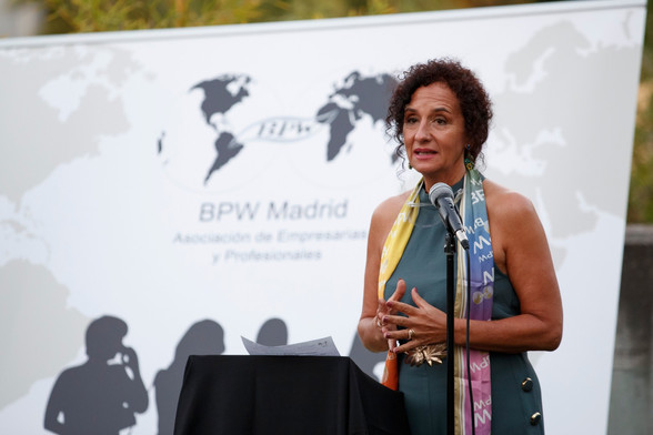 Pilar Sánchez Dauro Premio Lena madesin  phillips
