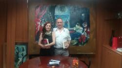 Antonio Gijon y Pilar