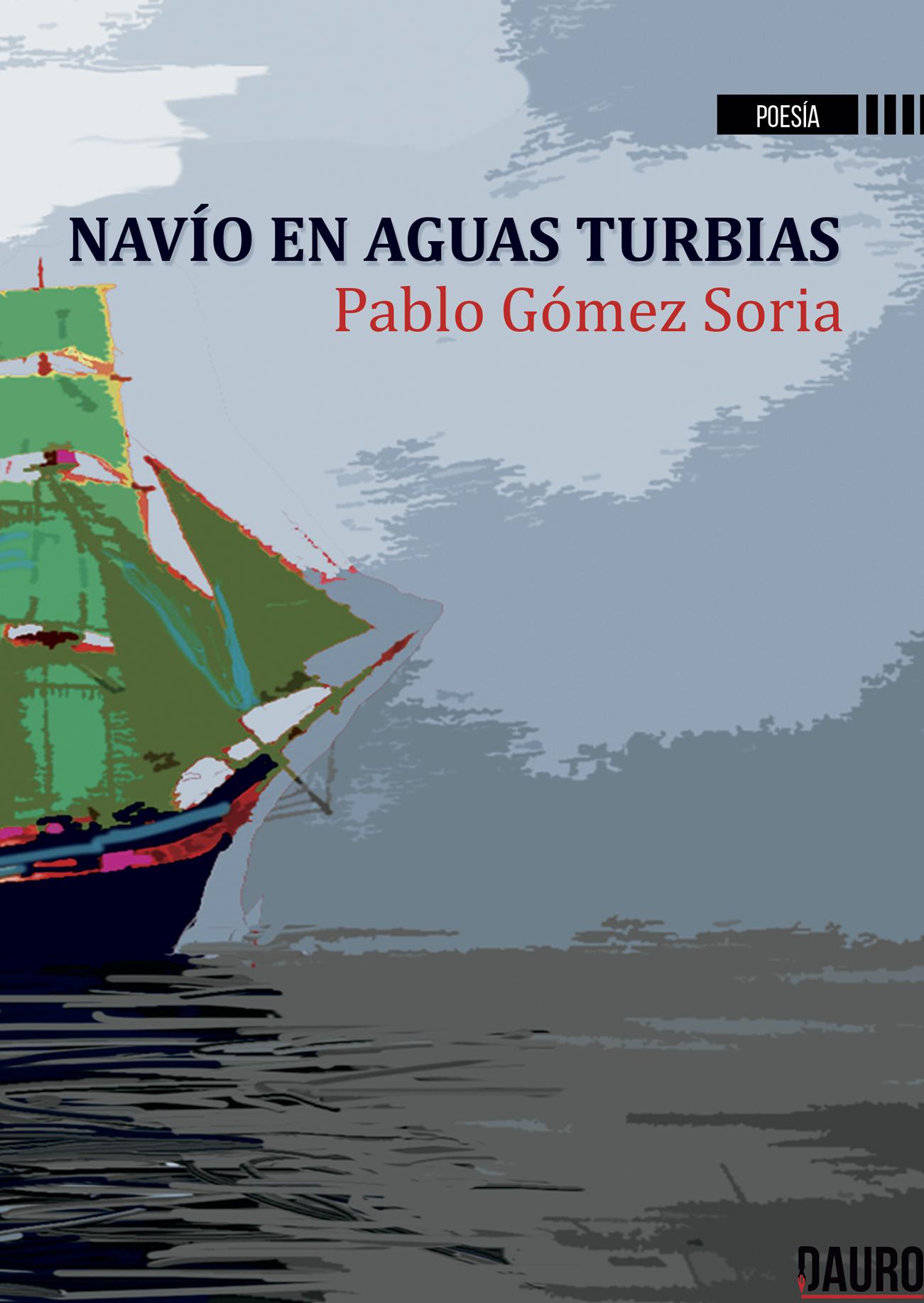 Navio en aguas turbias