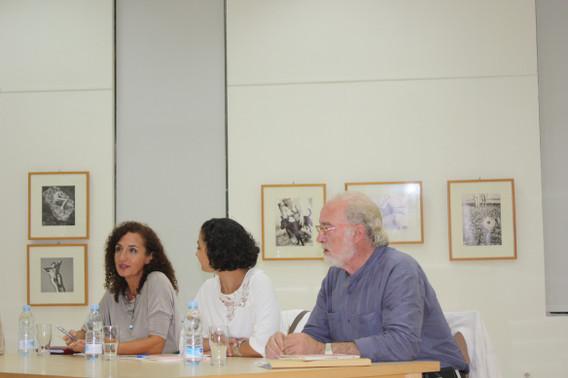 Pilar Sánchez Dauro y Pedro Soler Valero