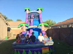 Water Slide Summer Party!
