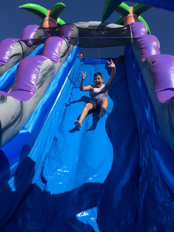 Fun Waterslide!