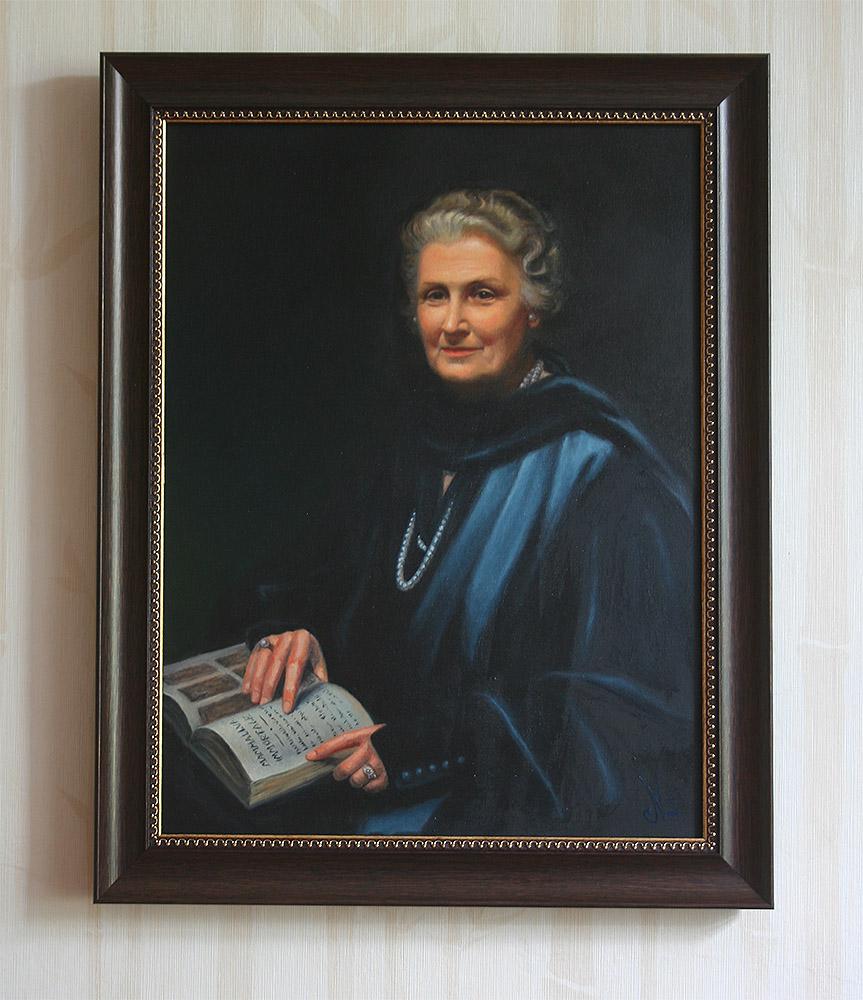 Мария Монтесорри