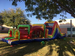 Obstacle Course Fall Festival!