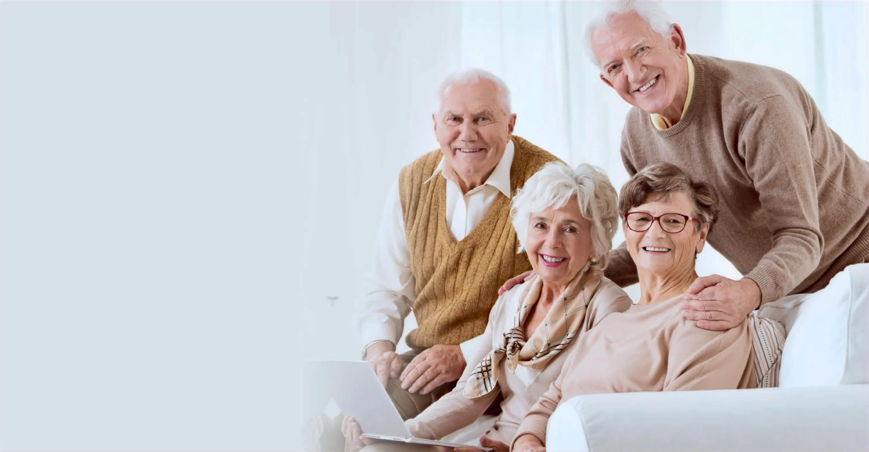 No INCOM, um belo sorriso não escolhe idade