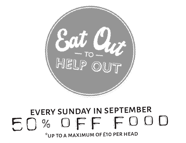Smokehouse Eat Out 2 Help Out Septemebr.