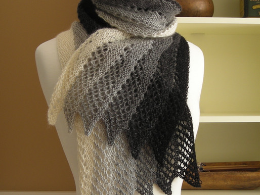 Mistral Scarf and Shawl Patterns