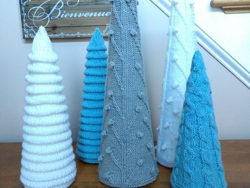 Christmas Tree Cozies