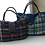 Thumbnail: Portland Plaid Bag Knitting Pattern