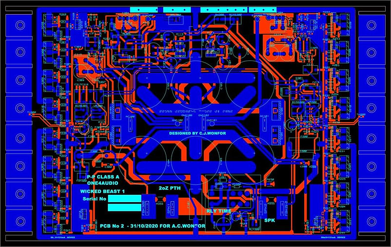 EWA WB Power Amplifier