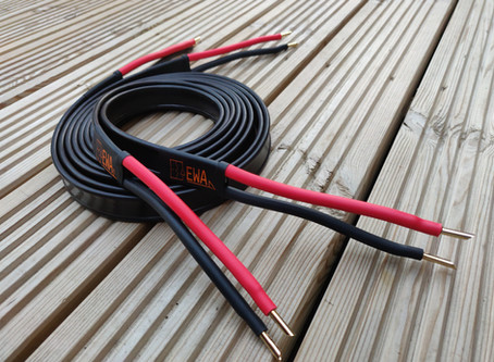 LS-40 by EWA: Reference Loudspeaker Cable
