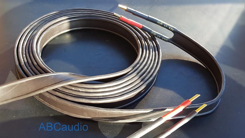 EWA LS-25 | Elsdon Wonfor Audio | Loudspeaker Cable | Tellurium Q