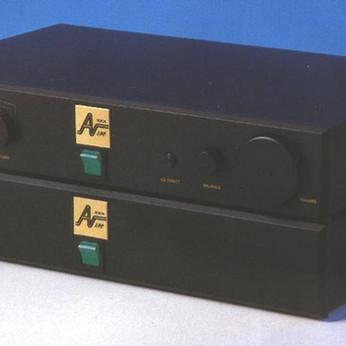 TOCA amplifiers