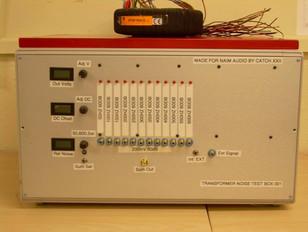 transformer testing for Naim