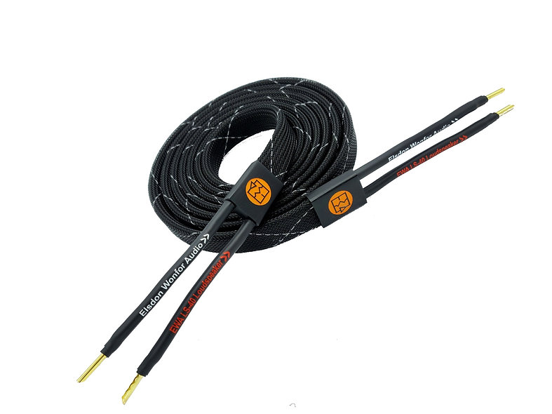 EWA LS-40 Reference Loudspeaker Cables