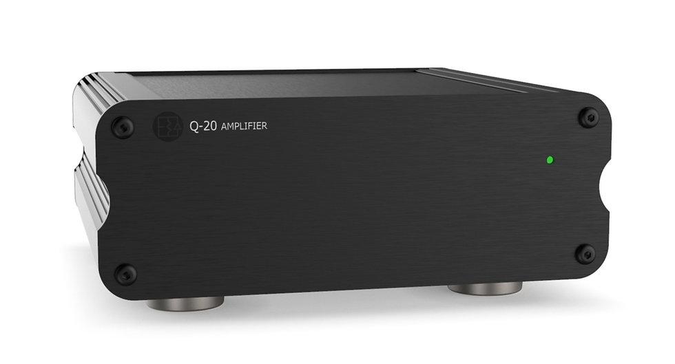 EWA Q-20 Power Amplifier