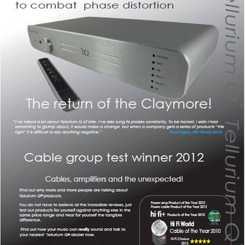 Claymore amplifier TQ