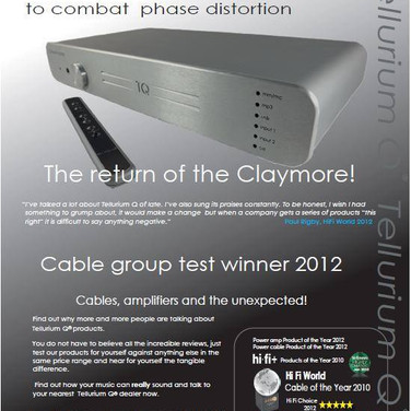 Claymore amplifier TQ
